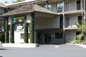 Country Inn Sonora - Hotel Entrance
